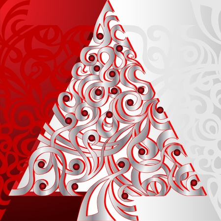 Merry Christmas Stock Vector - 11175065