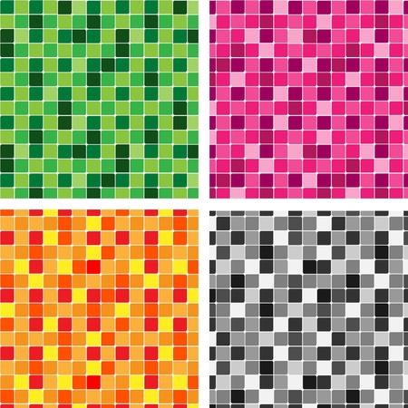tile roof: Motivo piastrelle texture