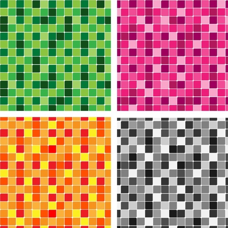 Pattern tiles texture Stock Vector - 11327525