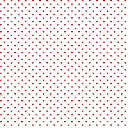 원활한 패턴 하트