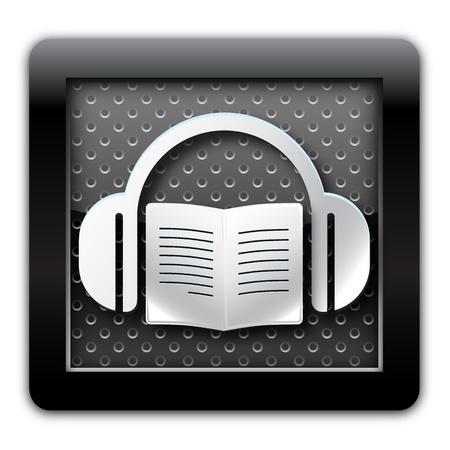 lyrics: Audiobook metal icon