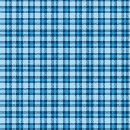 blue white kitchen: Seamless pattern tablecloth vector Illustration