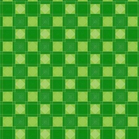 hem: Seamless pattern tablecloth vector Illustration