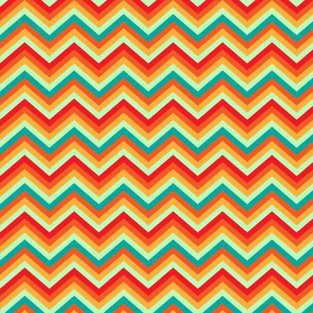 menswear: Pattern Retro Zig Zag Chevron