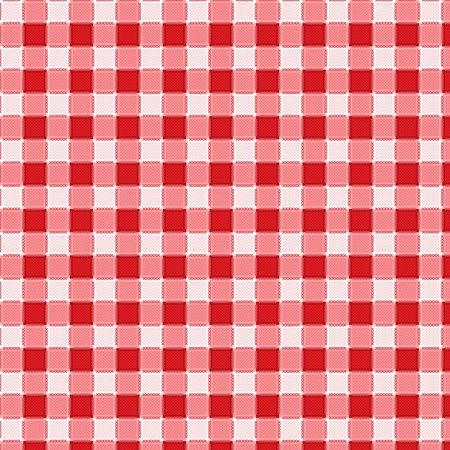 Pattern picnic tablecloth vector Stock Vector - 13579932