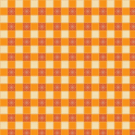 picnic tablecloth: Pattern picnic tablecloth vector