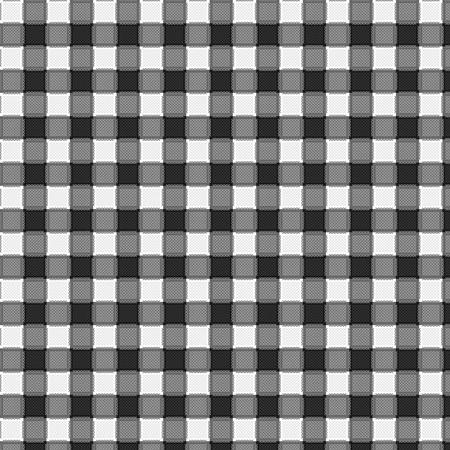 Pattern picnic tablecloth vector Illustration