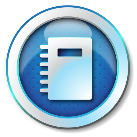 adress: Adress book icon