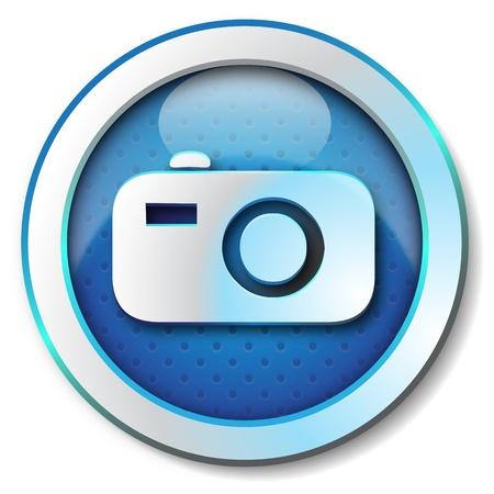 camera icon: Digital camera icon