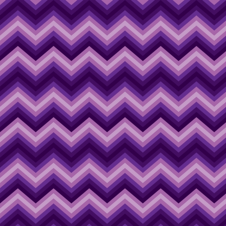 Pattern Retro Zig Zag Chevron Vector