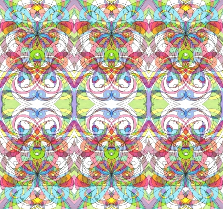 Background fabric indian style photo