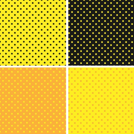 Pattern Polka Dot Vector