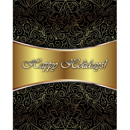 Merry Christmas  Card Stock Vector - 16407148