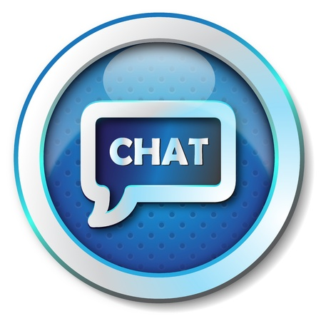chat online: Chat icon