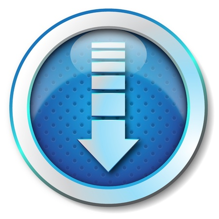 ivories: Download icon