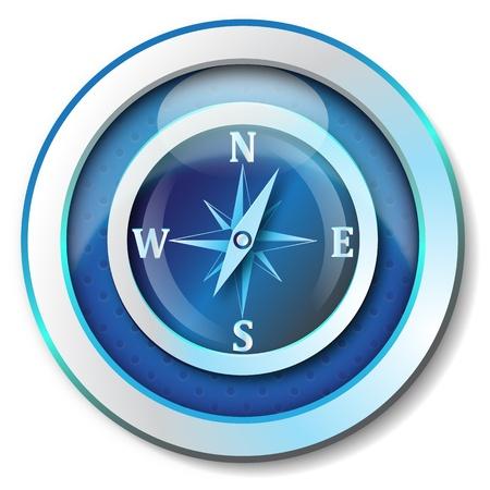 navigation: Compass icon