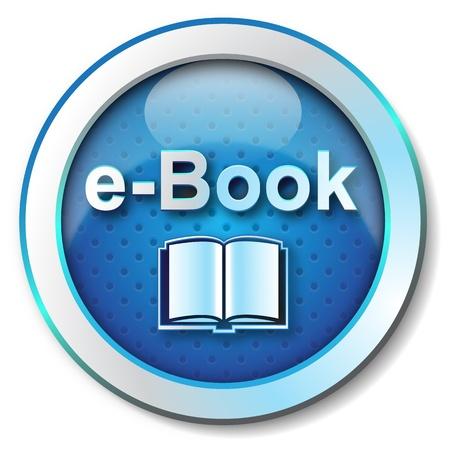 전자 책 아이콘