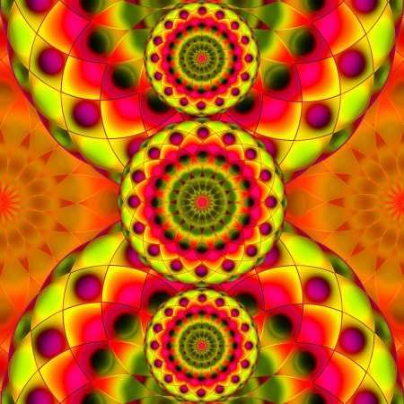 Psychedelic Visions Stock Photo - 23287649