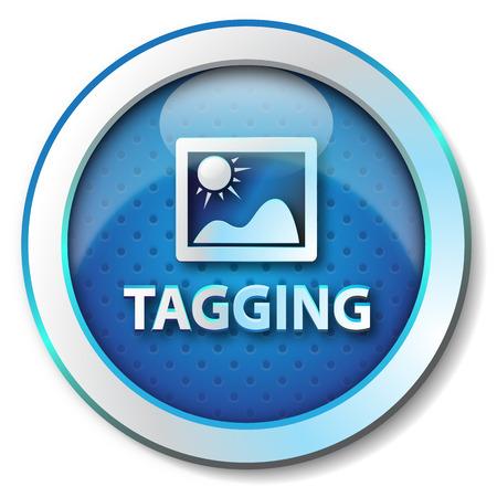 tagging: Tagging icon