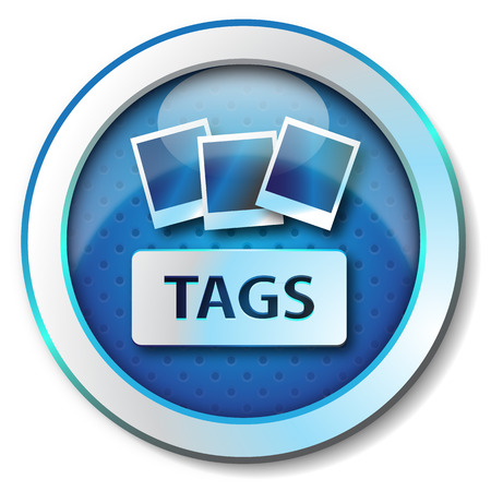 tagging: TAGS icon