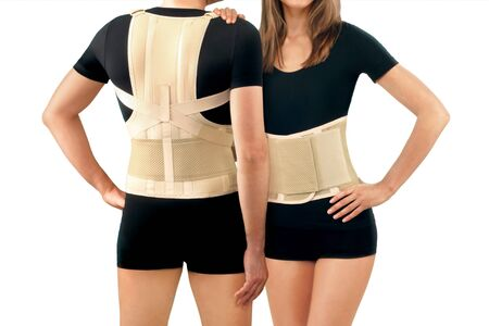 Orthopedic lumbar support products. Lumbar Support Belts. Posture Corrector For Back Clavicle Spine. Lumbar Waist Support Belt Strong Lower Back Brace Support.
