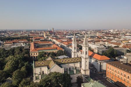 City center of Munich