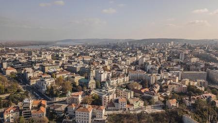 Cityscape of Belgrade