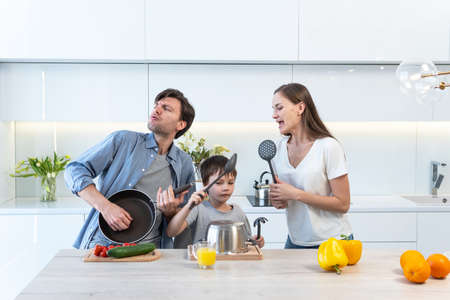 Concert in the kitchen