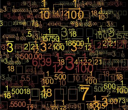 physics background: Math Style Background