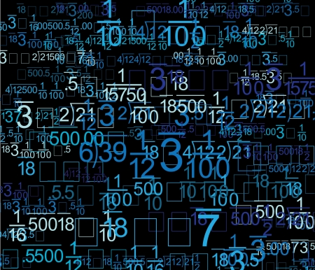 physics background: Math Style Dark Background