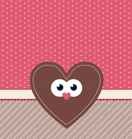 polka dot wallpaper: Valentines Design