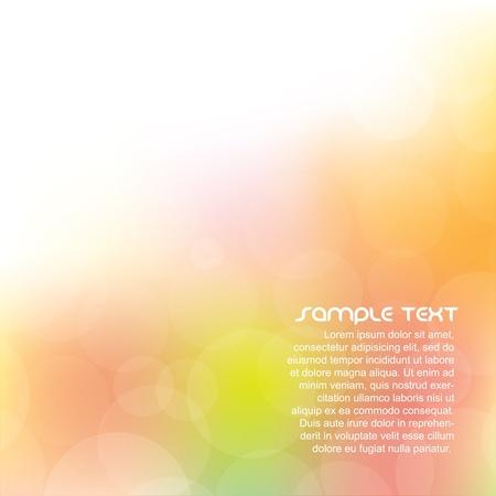 background design: Warm Background Design Illustration