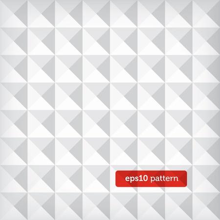 White Pattern Background Ilustracja