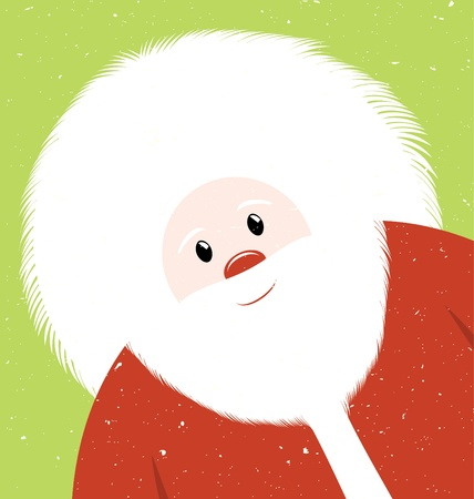 Santa Claus - Christmas Card Stock Vector - 16541532