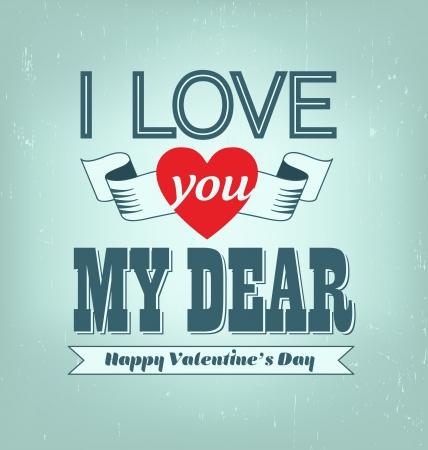 Valentines Day Design Stock Vector - 17215273
