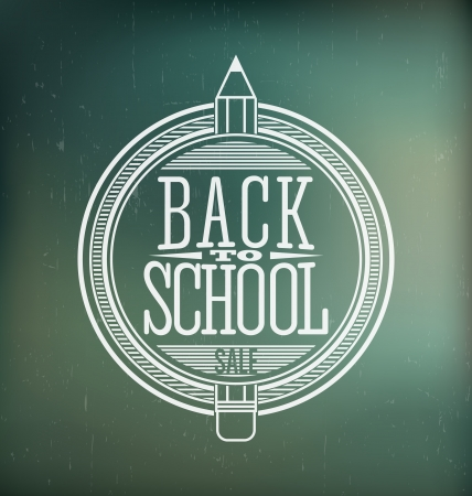 Back to School Calligraphic Designs   Retro Style Elements   Vintage Ornaments Vector