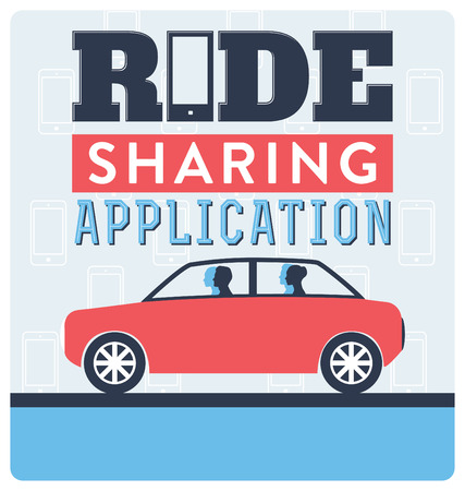 Ride Sharing Application Concept