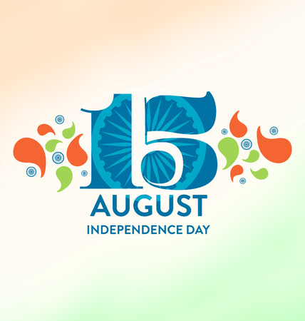 15 august: 15 August - Indian Independence Day celebrations.