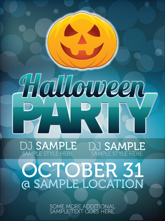 halloween party: Halloween Party Design