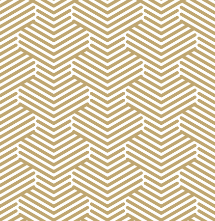 Seamless Pattern - modern abstract vector design - repeating geometric elements Illustration