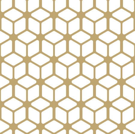 Seamless Pattern - modern abstract vector design - repeating geometric elements 写真素材 - 93191996