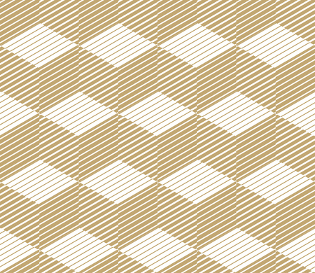 Modern abstract vector design repeating lines and geometric elements.