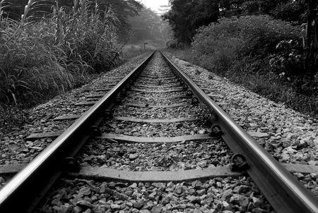spoorweg tracj