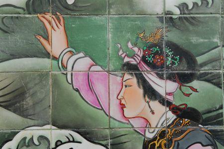 wall painting: wall painting