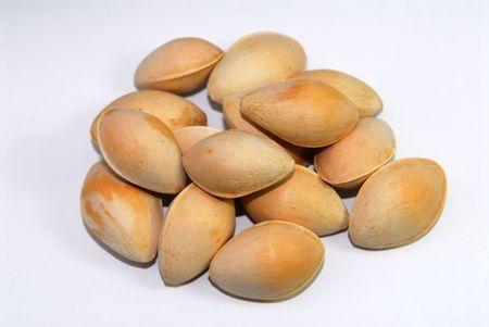 Gingko vruchten op de tafel