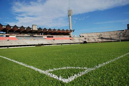 stadium in the city