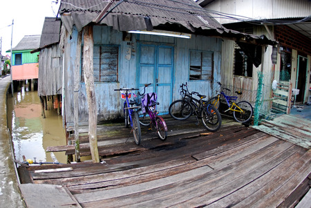 House at the fishing village Stock Photo - 1705296