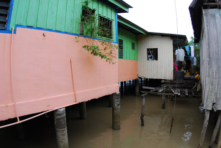 House at the fishing village photo