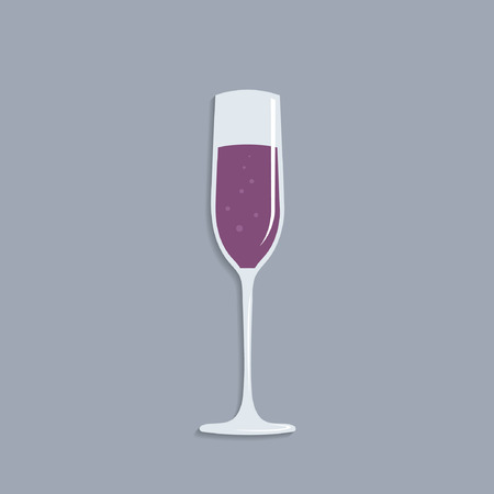 champagne celebration: Champagne Glass