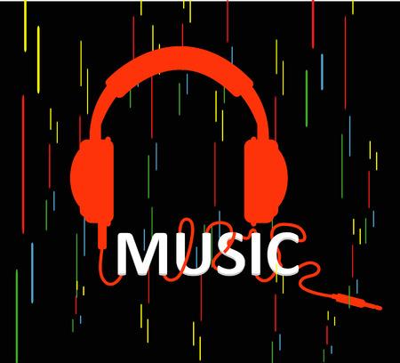 earphone: earphone Illustration